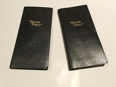 """""""two Racing Diaries"""" 1979 - 80 And 1983- 84"""
