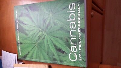Cannabis: Evolution and Ethnobotany - Paperback  Robert C. Clark 2016