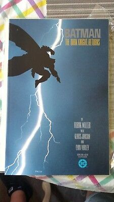 Batman: The Dark Knight Returns #1 Frank Miller 1986 Strong 1st Print