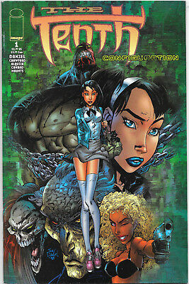 The Tenth Configuration #1 Top Cow Image Comics Tony Daniel NM-