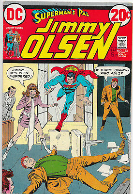 Superman's Pal Jimmy Olsen #153 Superman Bronze Age DC Comics VF-