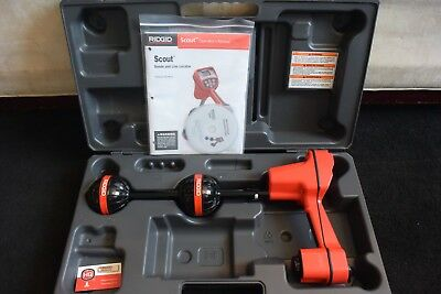 Ridgid Brand Locator Wand Model Scout For Seesnalke Sewer Camera CLEAN