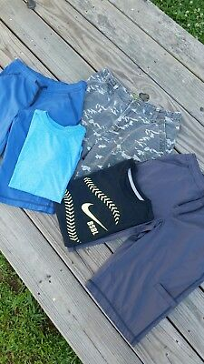 Mixed Summer Lot Of Youth Boys Clothes Size 14/16--PRE OWNED--