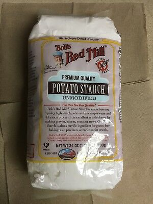Bob's Red Mill - Potato Starch, Gluten Free and Unmodified, 24 oz.
