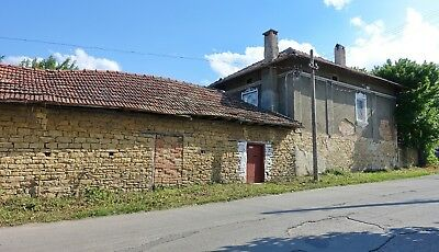 Family Home House Property Bulgaria Bulgarian Real Estate Land Auction