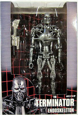 TERMINATOR Endoskeleton T-800 - Action Figure - NECA