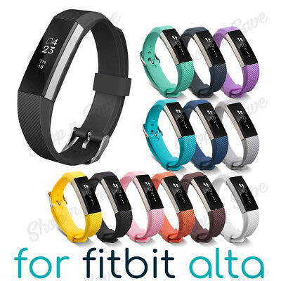 Brand New Replacement Wristband for Fitbit Alta / Alta HR Watch Strap Buckle