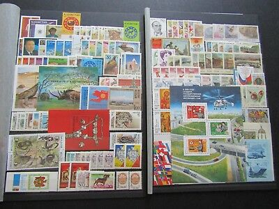 Russia & States - Fine Collection Of Modern Mnh Sets And Mini Sheets