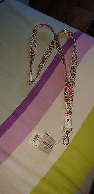 New with tags cath kidston ( owls) lanyard