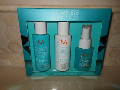 Moroccanoil Color Complete Your Hair Kit
