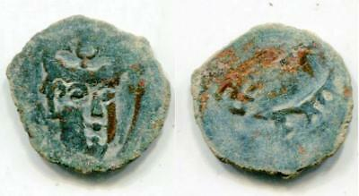 (12772)Chach, Unknown ruler 7-8 Ct AD, Sh&K #270