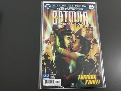 Batman Beyond #7 (2017) 1St Printing Bagged & Boarded Dc Universe Rebirth