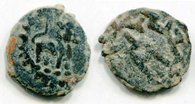 (12643)Chach, Unknown ruler 7-8 Ct AD, Sh&K #255