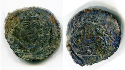 (12348)Chach, Unknown ruler 7-8 Ct AD, Sh&K #98