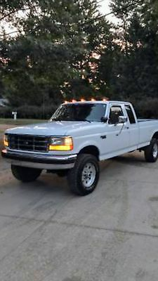 1995 Ford F-250 XLT 1995 FORD F250 5.8 351w 8FT BED