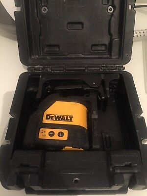 Dewalt DW088 Cross Laser Level