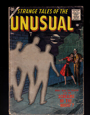 Strange Tales of the Unusual 7 Kirby Orlando