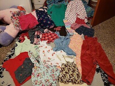 girls huge 3t clothing lot Gymboree, crazy 8 and more