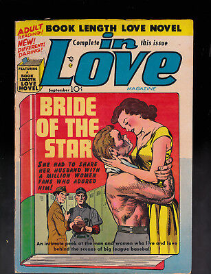 In Love 1 Kirby art & Cover great comic