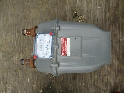 Natural Gas Meter Tenent Sublet New Never Used Utilities And Industrials U & I