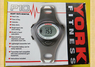 York P10 Heart Rate Monitor