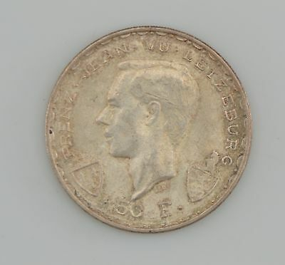 1946 Luxembourg 50 Francs *580