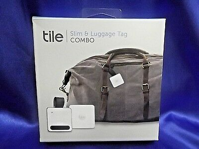 Tile Slim & Luggage Tag Combo *NEW*