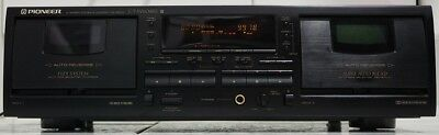 Pioneer CT-W604RS High End Cassette Tape Deck With Dolby S