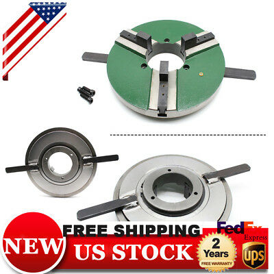 8 Inch 3 Jaw Self-centering Welding Table Chuck 200mm Reversible E