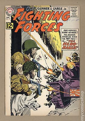 Our Fighting Forces #73 1963 VG/FN 5.0