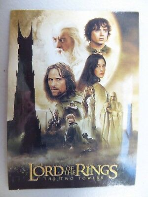 TOPPS Lord of the Rings: The Two Towers - Card #91 CHECKLIST