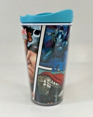 Marvels The Mighty Thor 502Ml Coffee Travel Mover Mug Zak Designs