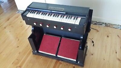 Organ Portable Pump Antique French Harmonium - Fully Restored