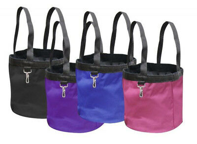 Collapse Grooming Tote - PURPLE