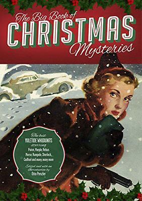 The Big Book of Christmas Mysteries by  | Hardcover Book | 9781784082253 | NEW