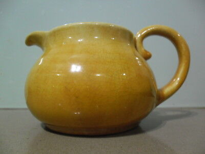 Nell McCredie pottery jug signed Epping NSW