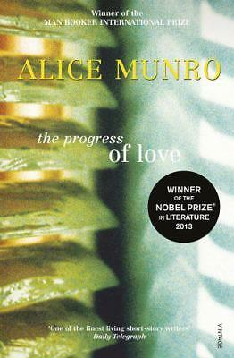 The Progress Of Love by Munro, Alice | Paperback Book | 9780099741312 | NEW