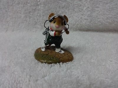 Wee Forest Folk Walk Mouse MS-25