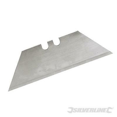 UTILITY CARPET TRIMING BLADES SILVERLINE HEAVY DUTY Qty 1-500 Free Post CT09