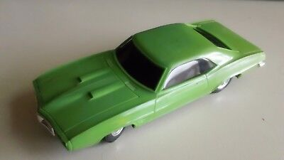 Vintage toy car Eldon pontiac trans am sold as shown