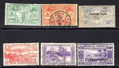 New Hebrides selection [1204]