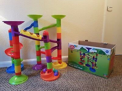 124a93510 Chad Valley Lights and Sounds Mega Ball Run, baby toddler toy, great  condition