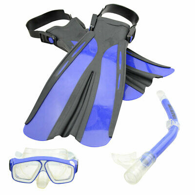 Platypus Kids Mask Snorkel and Flipper Pack | Land and Sea