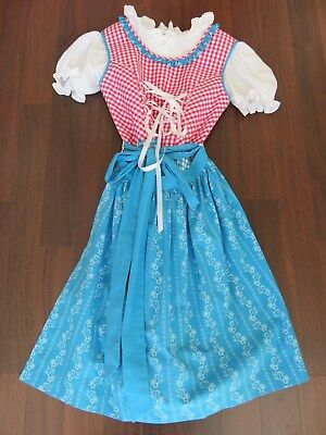 Stockerpoint Dirndl Gr 146/152 3tlg TOP