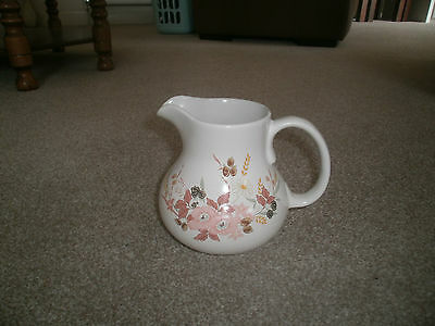 Boots Hedge Rose Large Custard Gravy Jug