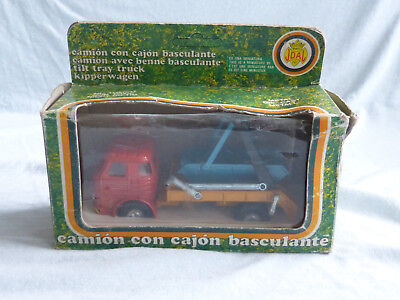 Joal Pegaso Ref.211 Truck 1/43 Made in Spain Modell Auto Model Car in Box 70s