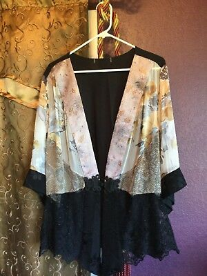 Spencer Alexis or Violet Kay? Like new w No tags! Free ship! Plus size!