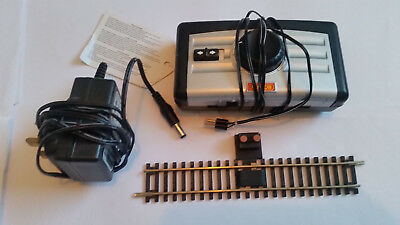 Hornby Train Controller, Transformer And Power Track