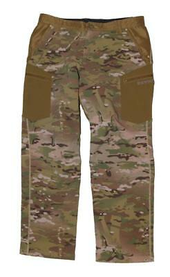 Beyond Clothing Multicam Coyote A5 Rig Cold Weather Softshell Pants - LARGE