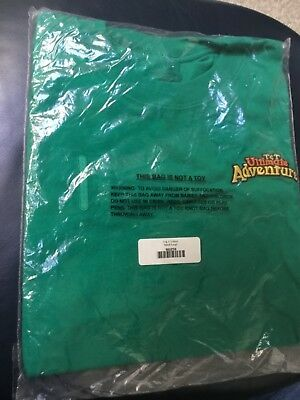AWANA T&T Ultimate Adventure Green Adult L (Large) T-shirt - New in Package